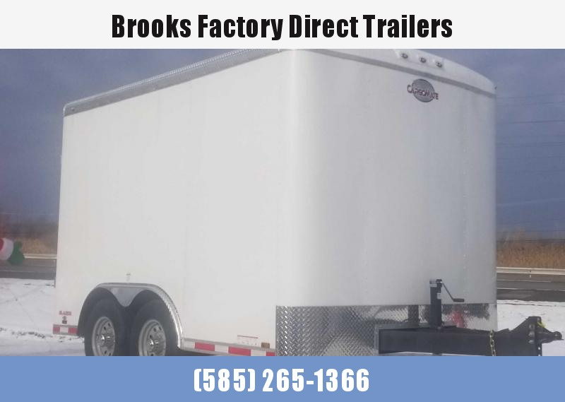 2019 Forest River CARGO MATE 8 x 12 Enclosed Cargo Trailer