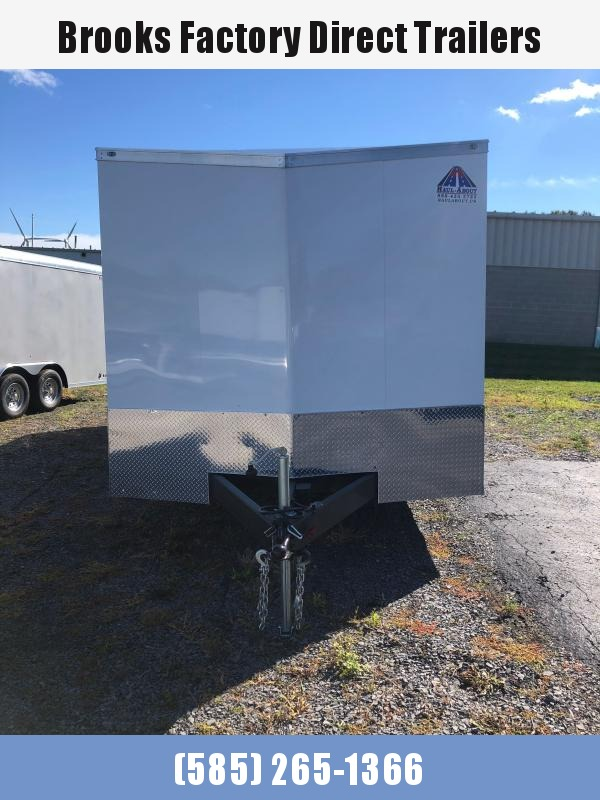 2022 Haul-About PAN8522TA5 Enclosed Cargo Trailer