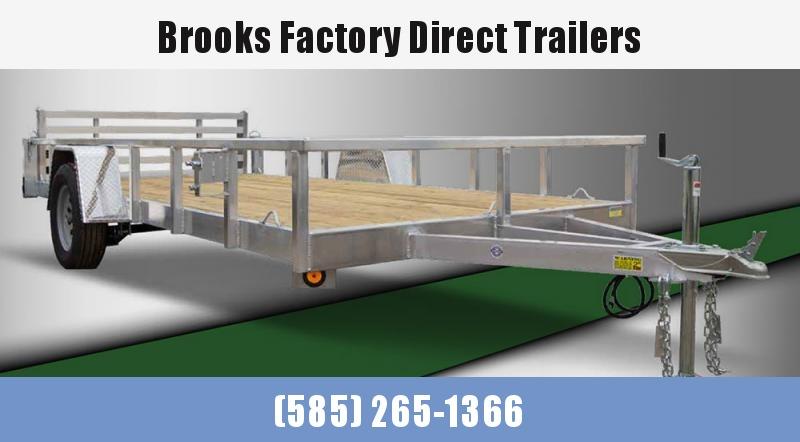 2022 Quality Steel and Aluminum 8010ALDXSA3.5K Utility Trailer