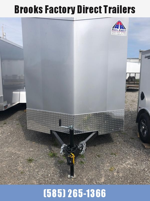 2022 Haul-About CGR612SA Enclosed Cargo Trailer