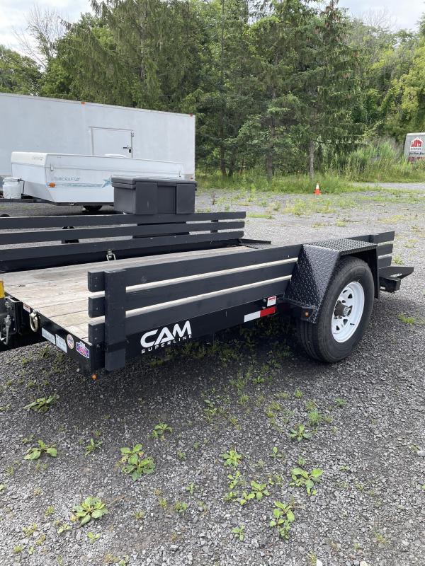 2018 Cam Superline 6X12 TILT EQUIPMENT TRAILER Equipment Trailer