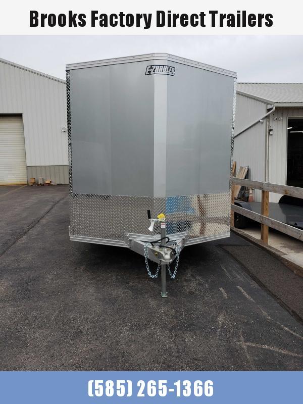 2022 E-Z Hauler 7X16 Enclosed Cargo Trailer W/Side Door