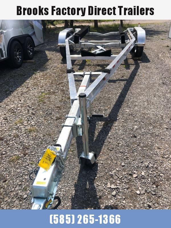 2021 Venture Trailers Aluminum Tandem Axle Bunk VATB-5925 Watercraft Trailer