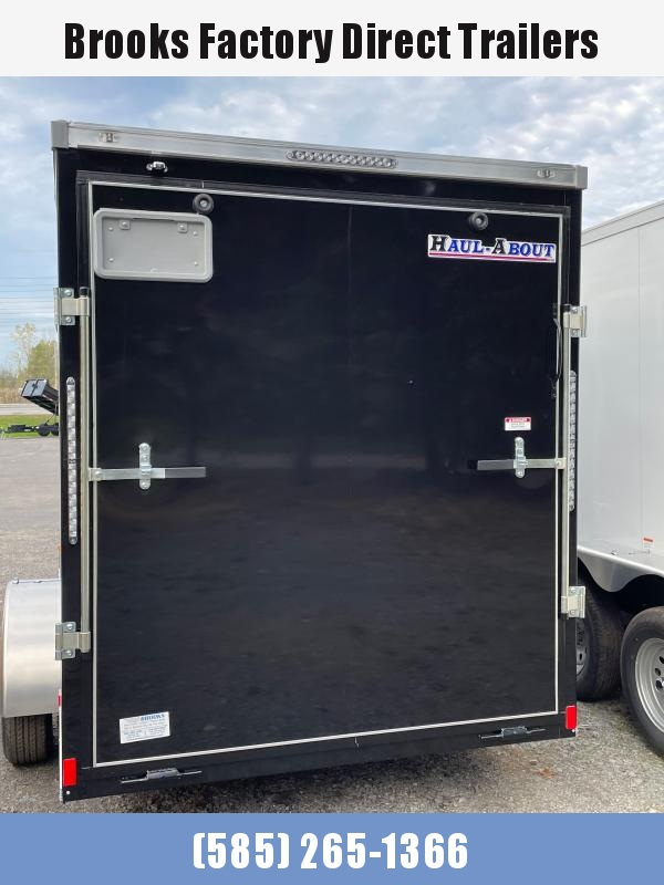 2022 Haul-About CGR612SA 6X12 Enclosed Cargo Trailer