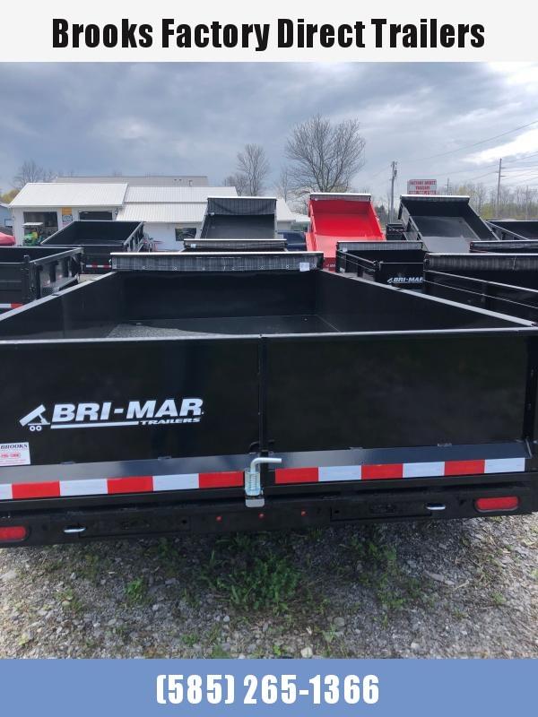 2022 BRI-MAR DT714LP-LE-14-A Dump Trailer