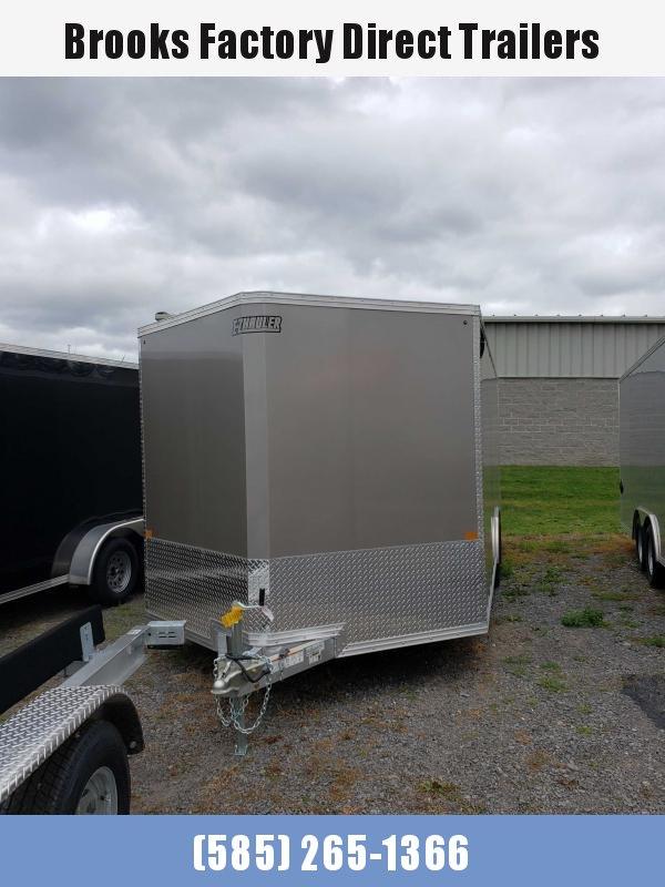 2022 EZ Hauler EZEC8X20-IF 8x20 Enclosed Cargo Trailer