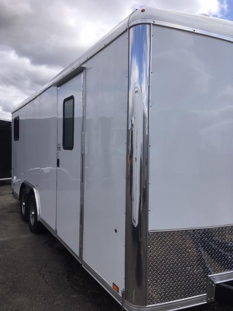 2020 Look Trailers LSADA8.5X20TE3RD Vending / Concession Trailer