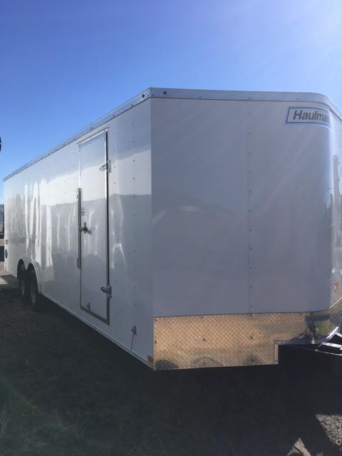 2020 Haulmark PP8524T3-D Enclosed Cargo Trailer