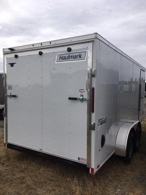 2020 Haulmark Utility Enclosed Cargo Trailer