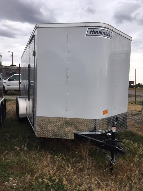 2020 Haulmark Utility Enclosed Cargo Trailer