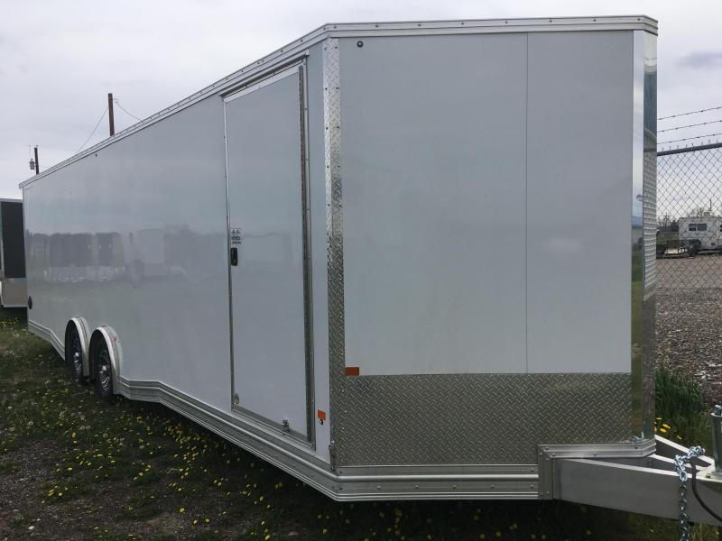 2020 Alcom-Stealth C8X28SCH-LMMT20 Car / Racing Trailer