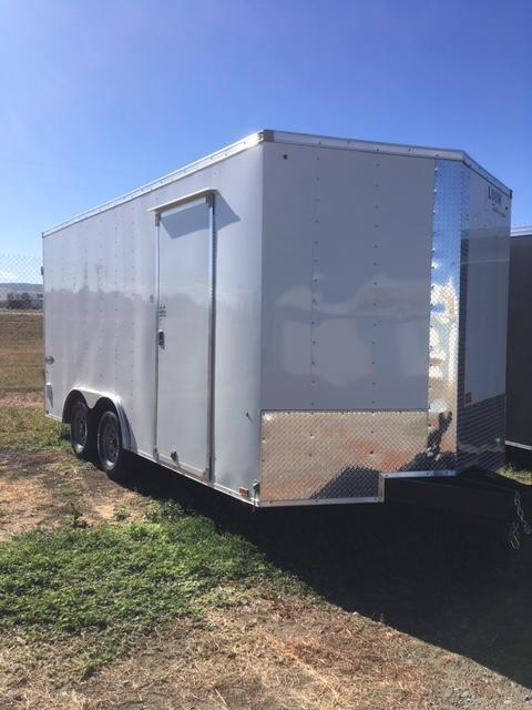 2020 Look Trailers LSABA8.5X16TE2FE Enclosed Cargo Trailer