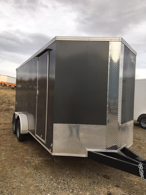 2020 Look Trailers Utility Cargo Trailer Enclosed Cargo Trailer