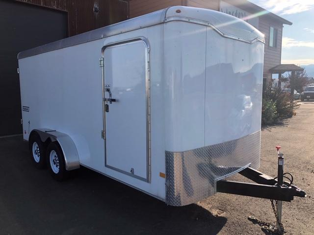 2017 Haulmark KODIAK KDX6X17WT3 Enclosed Cargo Trailer