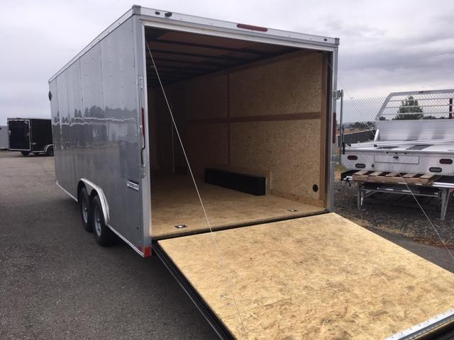 2021 Haulmark PP8520T3 Enclosed Cargo Trailer