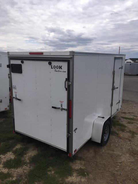 2020 Look Trailers LSCAA6.0X12TE2FC Enclosed Cargo Trailer