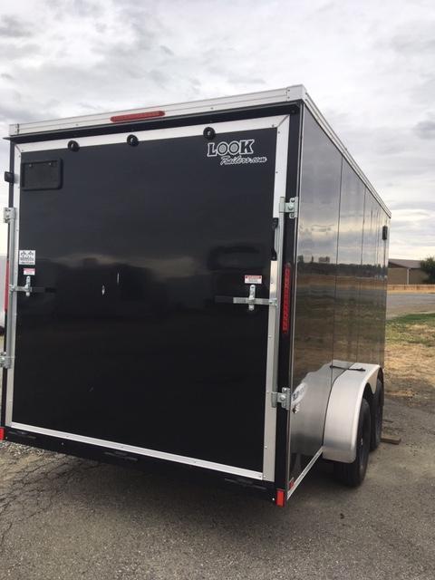 2020 Look Trailers LSCBA7.0X16TE2FE Enclosed Cargo Trailer
