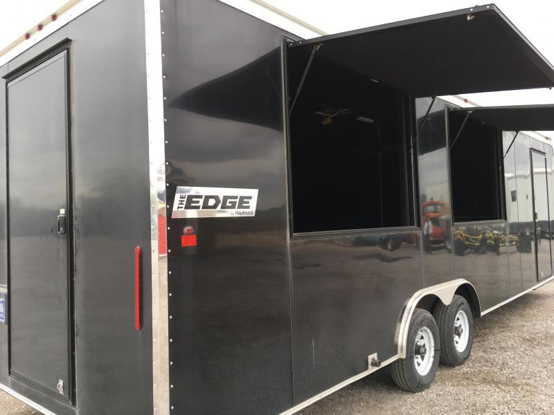 2019 Haulmark EGC85X28WT3 Vending Trailer SOLD