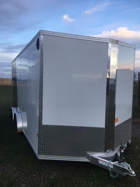 2020 Alcom-Stealth C75X16SUTV-LMMT19 ATV Trailer  SOLD