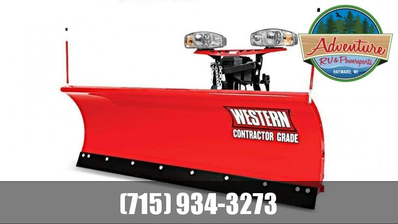 "2021 Western Snow Plows PRO PLUS 8'6"""