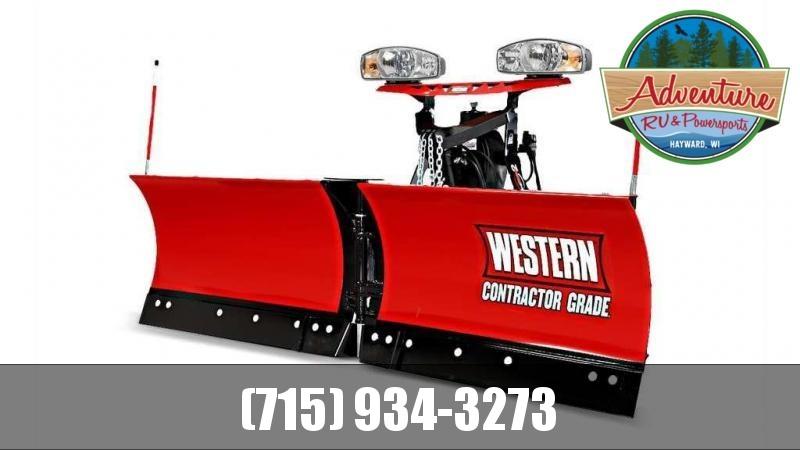 "2021 Western Snow Plows MVP PLUS 9' 6"""