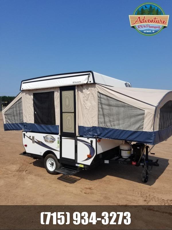 2017 Forest River Inc. Viking 1706 LS Pop-up Camper