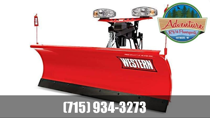 2021 Western Snow Plows PRO-PLOW Series 2 Poly 8'