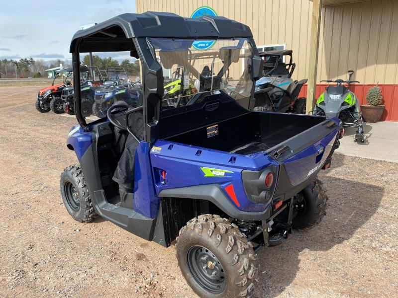 2021 Arctic Cat Prowler 500 w/ front and rear window, roof