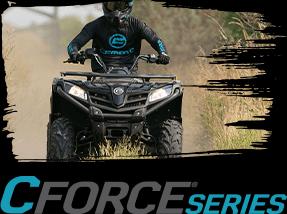 2021 CFMoto CForce 600 Touring