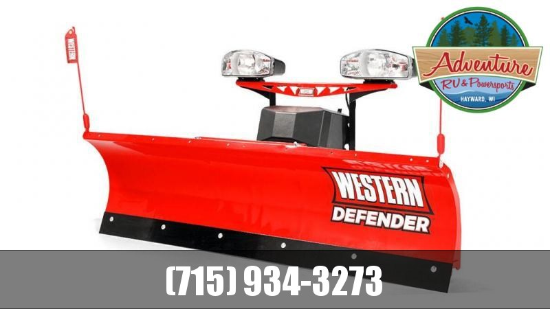 """2021 Western Snow Plows DEFENDER 6' 8"""""""