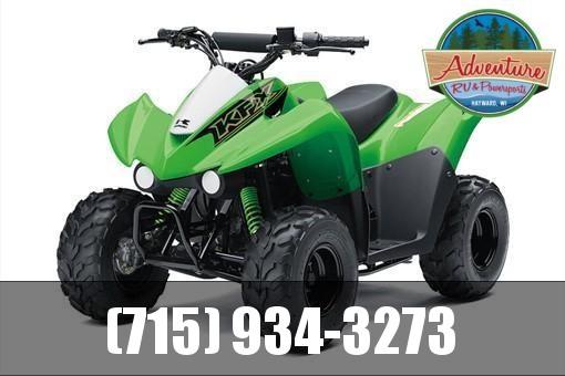 2021 Kawasaki KFX 50 ATV