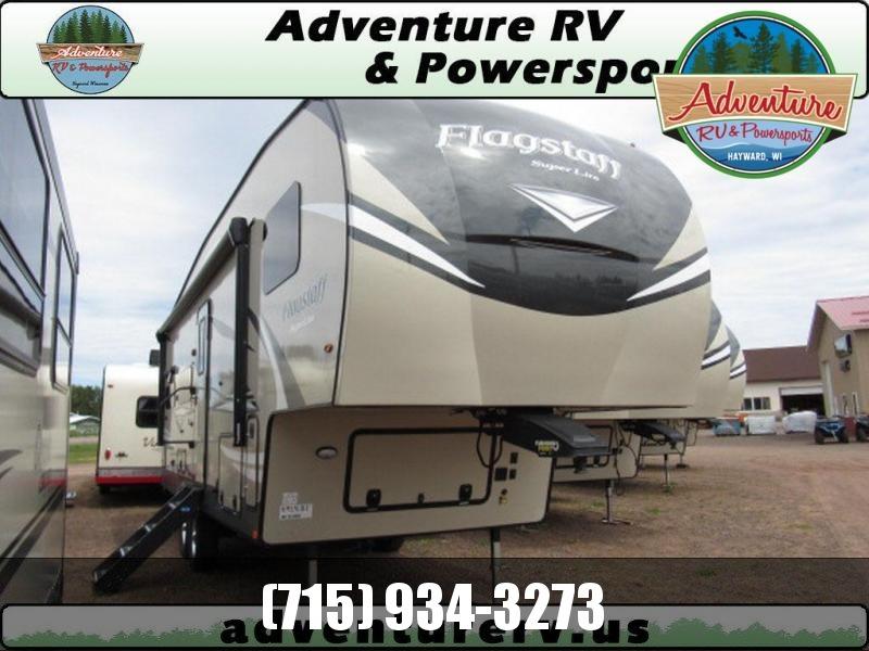 2021 Forest River Flagstaff Super Lite 526RK
