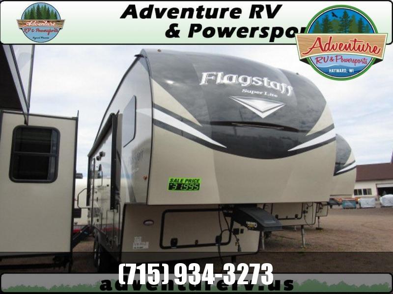 2020 Forest River Flagstaff Super Lite 524LWS