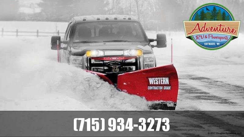 "2021 Western Snow Plows MVP 3  8' 6"" PC"