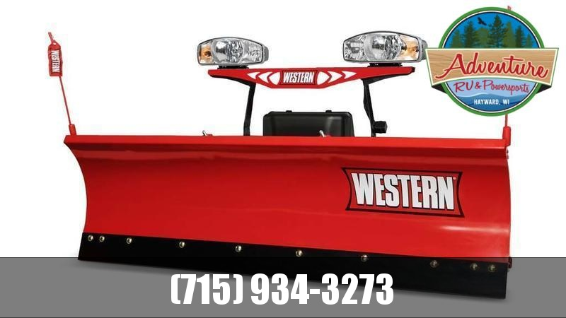 2021 Western Snow Plows HTS 7' 6""
