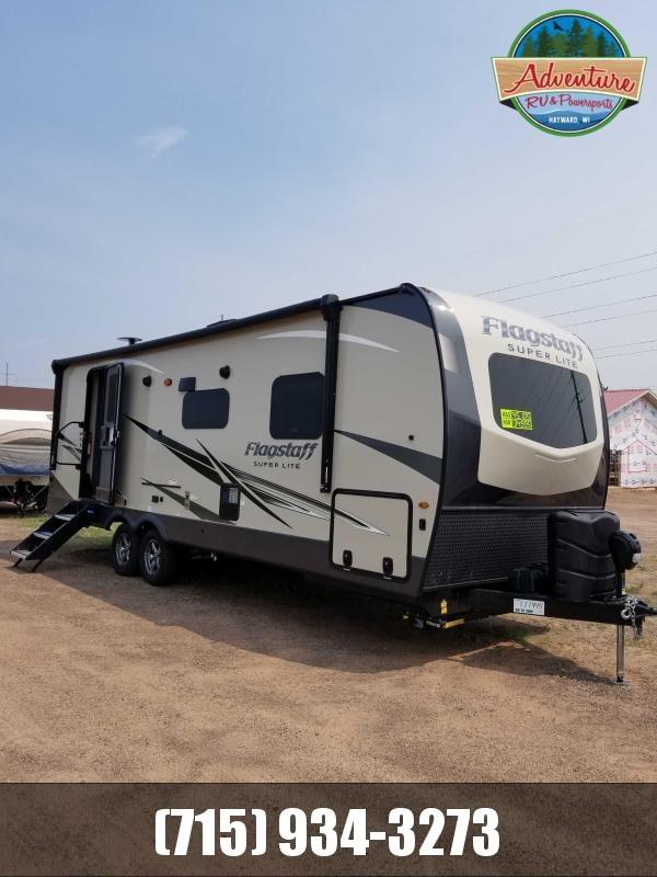 2022 Forest River Flagstaff Super Lite 26RBWS Travel Trailer RV