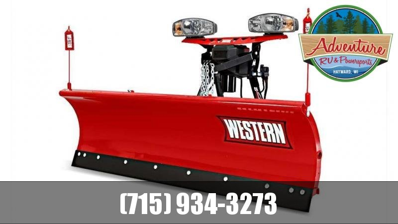 """2021 Western Snow Plows MIDWEIGHT 7'6"""""""
