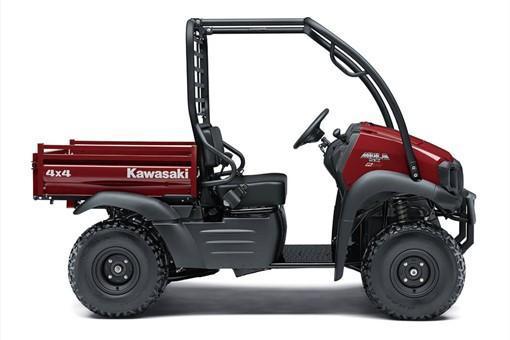 2021 Kawasaki MULE SX 4x4