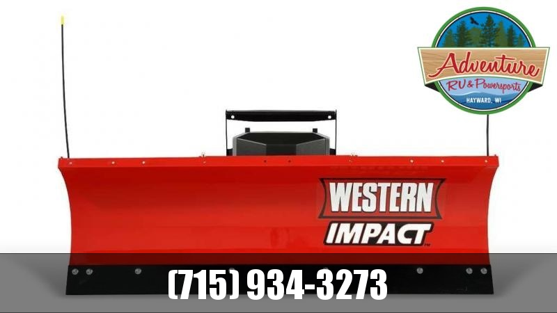 2021 Western Snow Plows  IMPACT Straight Blade