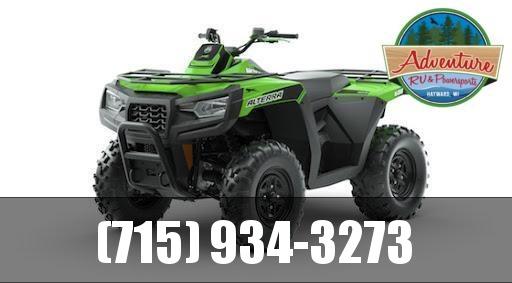 2022 Arctic Cat ALTERRA 600 ATV