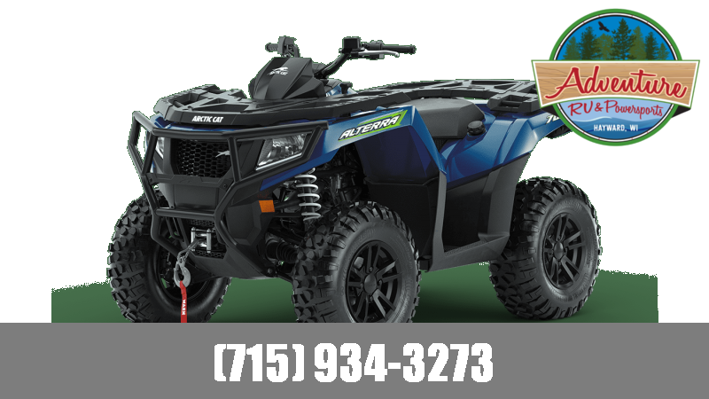 2021 Arctic Cat ALTERRA 700 SE EPS ATV