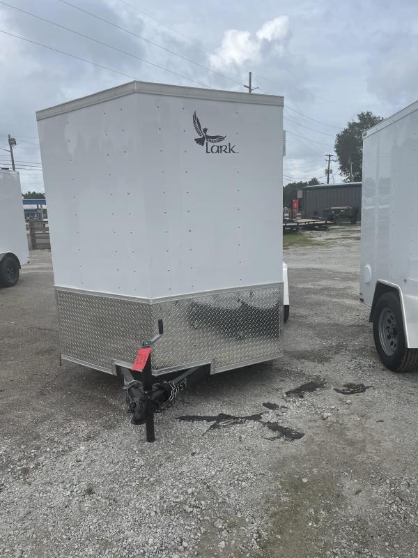 2022 Lark VT612SA Enclosed Cargo Trailer