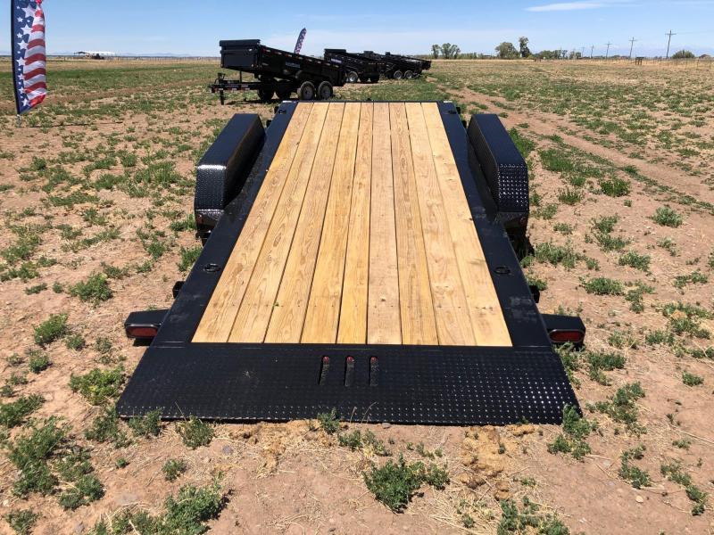 """2020 Load Trail 83""""X20' Tilt-N-Go Tilt Deck 14K Equipment Trailer"""