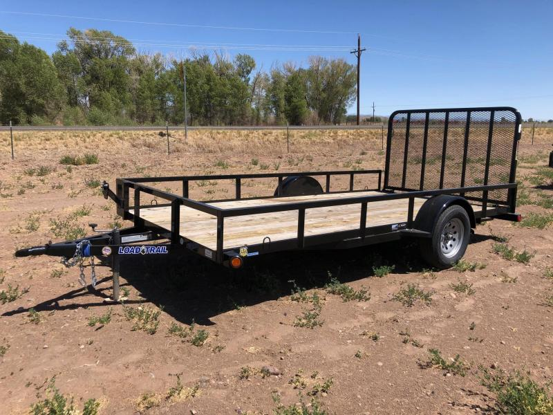"2020 Load Trail 83""X14' Single Axle Utility Trailer 3K Utility Trailer"