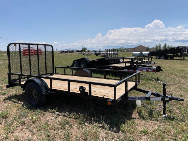 2021 Load Trail Utility single axle Utility Trailer
