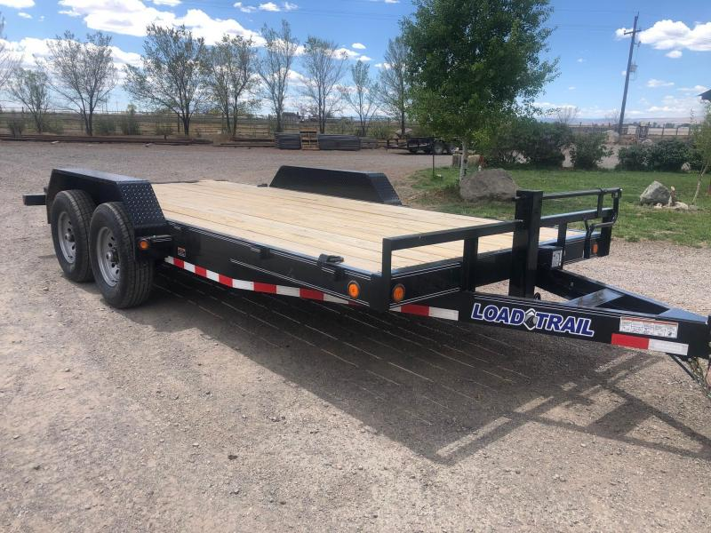 2020 Load Trail CH14 Carhauler 83 x 16 Car / Racing Trailer