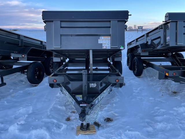 "60""x10' Bumper Dump 6K"