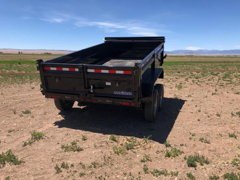 "2020 Load Trail 83"" x 12' Dump Trailer 14K"