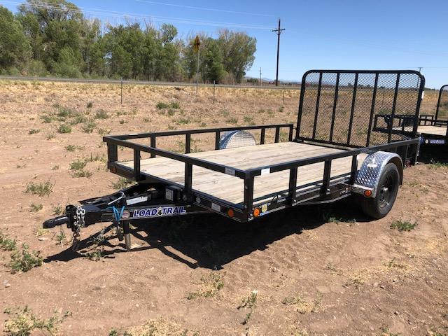 "2020 Load Trail 83""X12' Single Axle Utility Trailer 3K Utility Trailer"