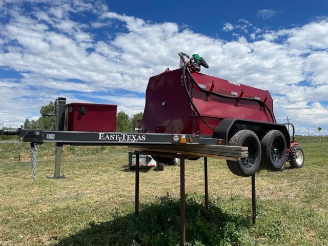 2021 East Texas TANK Tank Trailer